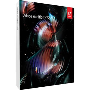 ADOBE Audition CS6 - 5 - Multiple Platforms - International English - AOO License - 1 USER - 1+ - 0 Months (65159246AE01A00)