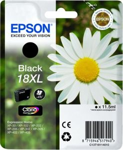 EPSON T1811 Black Ink Cartridge