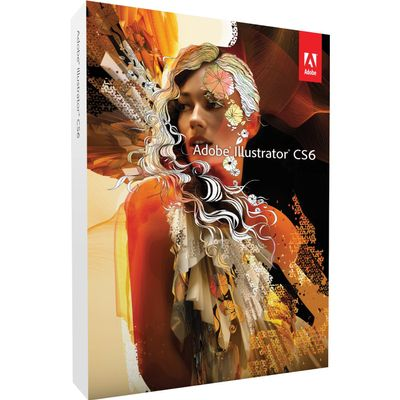 Illustrator CS6 - 16 - Multiple Platforms - International English - AOO License - 1 USER - 1+ - 0 Months