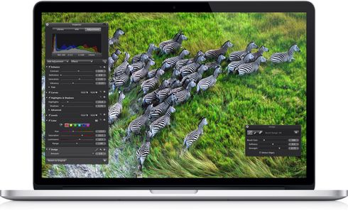 APPLE BTO/ MacBook Pro 15-inch Retina quad-core (Z0MK-101/US)