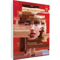 Flash Pro CS6 - 12 - Multiple Platforms - International English - AOO License - 1 USER - 1+ - 0 Months