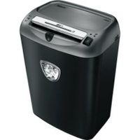 Shredder Fellowes 75CS clippings powershred 1-3users