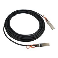 SFP+ ACTIVE TWINAX CABLE 10M .