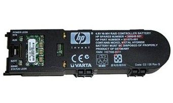Hewlett Packard Enterprise BATTERY CHARGER, MOD, 4X, V500HTX (398648-001)