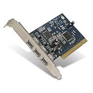 FIREWIRE 3-PORT PCI CARD  IN