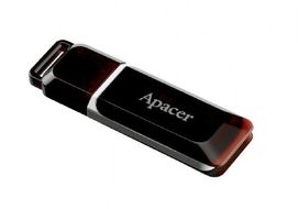 APACER Handy Steno AH321 4.0GB USB2.0 Glossy Red/White Retail (AP4GAH321R-1)