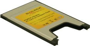 DELOCK Card Reader PCMCIA Delock CF K (91051)