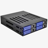 MR-SA 1041 SAS & SATA Backplane schwarz