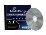 MediaRange BD-R DL 6x JC 50GB MediaR 1St (MR506)