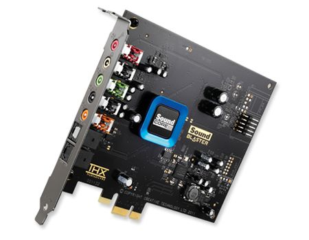 SOUNDBLASTER RECON3D PCIE BULK                             IN CTLR