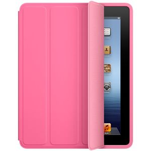 APPLE iPad Smart Case - Polyurethane - Pink (MD456ZM/A)