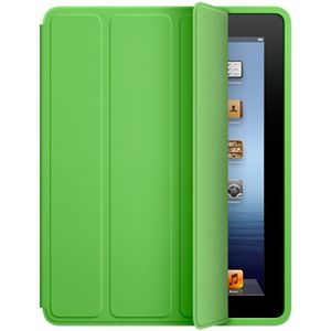 APPLE EOL iPad Smart Case - Polyurethane - Green (MD457ZM/A)