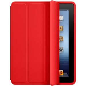 APPLE EOL iPad Smart Case - Polyurethane - Red (MD579ZM/A)