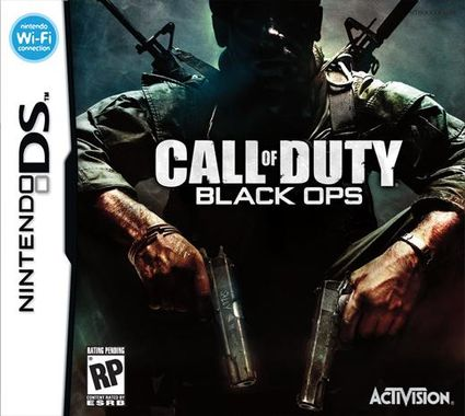 CALL OF DUTY: BLACK OPS -  NDS