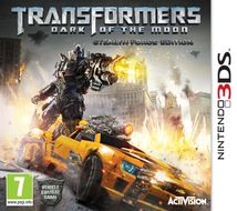 TRANSFORMERS 3 DARK OF  THE MOON - 3DS