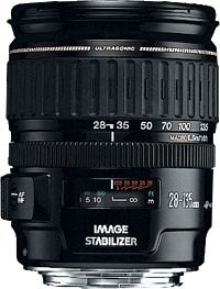 CANON EF 28-135mm f/3,5-5,6 IS