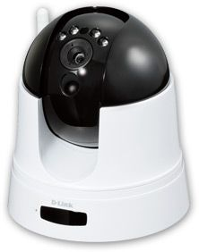 D-LINK DCS-5222L PAN/ TILT/ ZOOM CLOUD CAMERA (DCS-5222L)