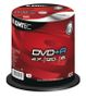 EMTEC disc DVD+R [ Cake box 100 | 4.7GB | 16x ]