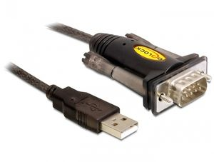 DELOCK Adapter USB to serial