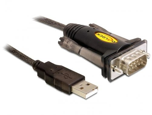 Adapter USB to serial - Serial adapter - US
