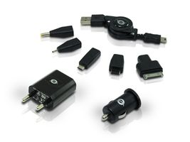 USB Multi Tip Charging Kit 1A