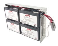APC REPLACABLE BATTERY FOR SU 1000RMI2U IN