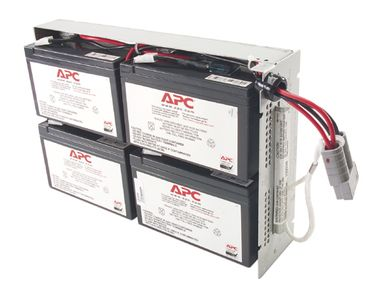 APC REPLACABLE BATTERY FOR SU 1000RMI2U IN (RBC23)