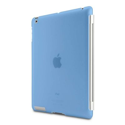 iPad3 Snap Shield  Blue