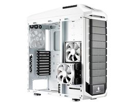 Storm Stryker Gaming Big Tower Vifter: 2x 120mm Front, 1x 200mm Topp, 1x 140mm Bak, ATX, mATX, xl-ATX, USB 3.0
