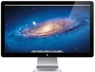 "LED Cinema Display - LCD-skjerm - TFT - LED-bakgrunnsbelysning - 27"" - widescreen - 2560 x 1440 - 375 cd/m2 - 1000:1 - 12 ms - Mini DisplayPort - høyttalere med sub-bass"