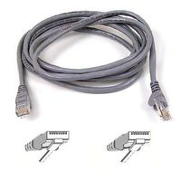 SNAGLESS CAT6 PATCH CABLE 4PAIRRJ45M/ M 5M NS