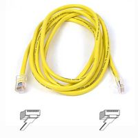 UTP SNAGLES CAT 6 GIGABYTE ETHERNET PATCH CABLE NS