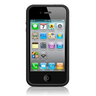 iPhone 4/4S Bumpers Black