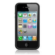 APPLE iPhone 4/4S Bumpers Black (MC839ZM/B)