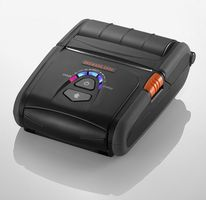 SPP-R300 Mobile Receipt Printer, darkgrey, RS232, USB, WLAN (WiFi) MSR 3 track incl. charger