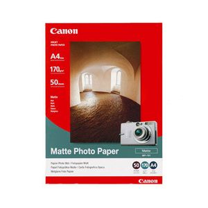 CANON MP-101 A4 Matt fotopapir,