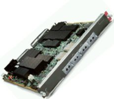 Cat6500 4-port 10 Gigabit Ethernet Module (req. XENPAKs)