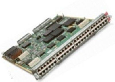 CISCO - Switch - 48 ports - 10Base-T, 1000Base-TX (WS-X6548-GE-TX=)