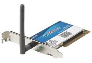 D-LINK AirPlus G 54 Mbps Wireless PCI (DWL-G510)