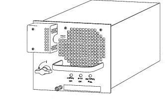 Catalyst 6500 3000w ac power supply
