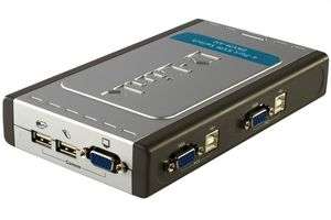 DKVM-4U USB KVM Switch