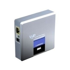 1 port Router w 1FXO & 1Phone