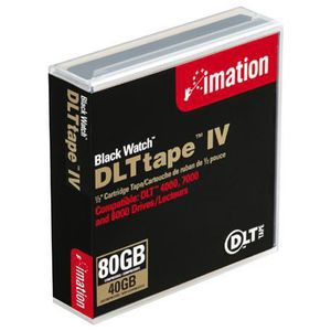 IMATION DLTIV data cartridge (20/ 40gb-35/ 70gb-40/ 80gb) (11776) (11776)