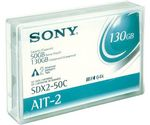 SONY TAPE AIT-2 50/130GB WITH