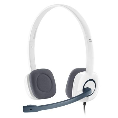 STEREO HEADSET H150 COCONUT .