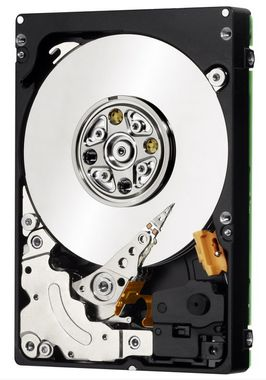 Second Hard Disk Drive - Hybrideharddisk - Modular Bay - 500 GB ( 8 GB Blitz ) - uttakbar - SATA-300 - 5400 opm - for LIFEBOOK E733, E743, E753