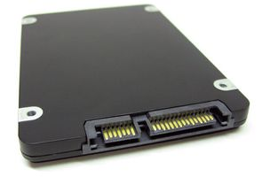SSD SATA 6G 200GB MLC Hot Plug