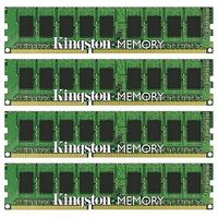 Minne - 64 GB : 4 x 16 GB - DIMM 240-pin - DDR3 - 1600 MHz / PC3-12800 - registrerad - ECC