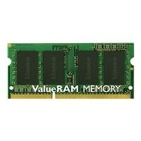 KINGSTON Mem/4GB 1333 DDR3 Non-ECC CL9 SODIMM SR (KVR13S9S8/4)