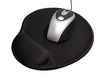 MOUSETRAPPER MousePad w. Wrist Rest SoftGel